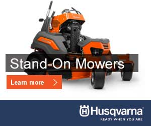Stand On Mower Central Missouri